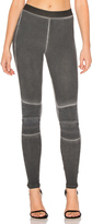 David Lerner Stitch Moto Legging