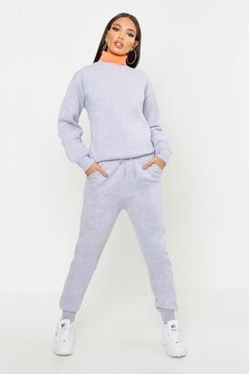 boohoo Basic Regular Fit Joggers