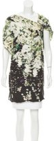 Yigal Azrouel Printed Silk Tunic