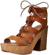 JSlides Women's Amelia Platform Sandal