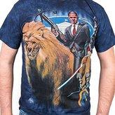 The Mountain President Obama T-Shirt