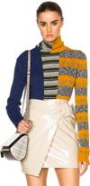 Maison Margiela Mixed Knit Sweater
