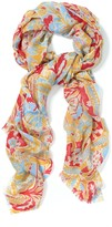 J.Mclaughlin Reed Wool Scarf in Desert Springs