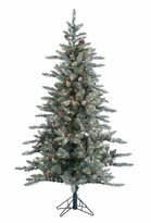 Sterling 6' Lightly Flocked McKinley Pine Artificial Christmas Tree