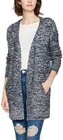 Jennyfer Women's Bleu Cardigan