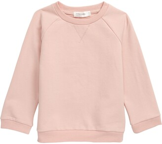 Miles baby Stretch Organic Cotton Sweatshirt