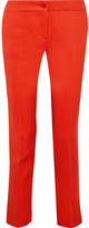 Etro Stretch-crepe tapered pants