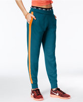 Energie Active Juniors' Christa Striped Sweatpants