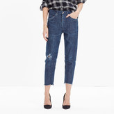Madewell Chimala® Selvedge Narrow Tapered Jeans