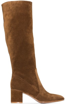 Gianvito Rossi 60mm Calf-Length Boots