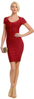 Herve Leger If Looks Could Kill Dress