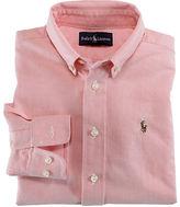 Ralph Lauren Boys 8-20 Long-Sleeved Oxford Sport Shirt