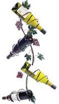 True Fabrications 4-bottle Monterey Arbor Vertical Wine Rack