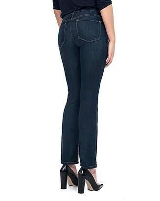 NYDJ Sheri Skinny Mid Denim Jeans