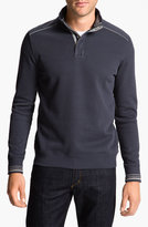 Boss Black 'Piceno 21' Regular Fit Half Zip Pullover