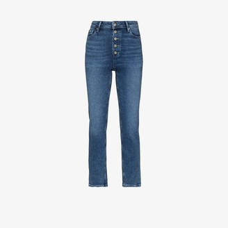 Paige Cindy cropped jeans
