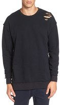 Zanerobe Men's 'Rugger' Crewneck Sweatshirt