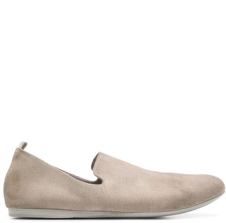 Marsèll Distressed Leather Loafers
