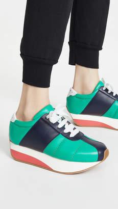 Marni Wedge Sneakers