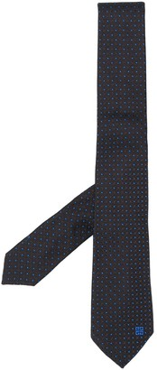 Givenchy Polka-Dot Silk Tie