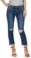 Paige Women's Miki Ankle Straight Leg Jeans