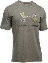 Under Armour Men's Camo-Logo T-Shirt