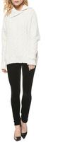 Dex Turtleneck Cable Sweater