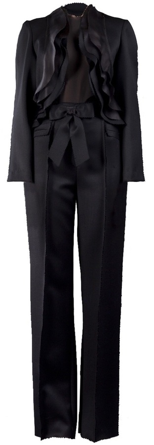 Rodarte Three piece suit