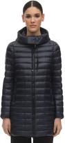 Moncler Rubis Nylon Down Coat