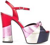 Saint Laurent Candy 80 sandals - women - Leather - 38