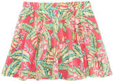 Epic Threads Tropical-Print Scooter Skirt, Little Girls, Created for Macy's