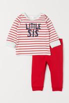 H&M Sibling Set - Red