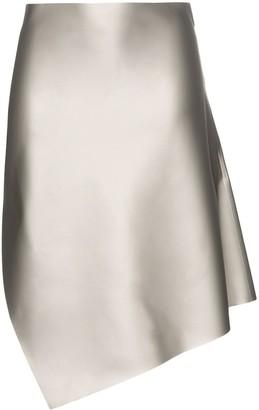 Coperni Motion cut-away slit skirt