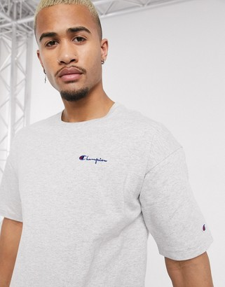 Champion T-Shape t-shirt in grey