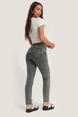 NA-KD High Waist Slim Denim