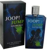 JOOP! JUMP ELECTRIC HEAT by for MEN: EDT SPRAY 100ml/3.4 OZ
