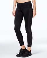 Ideology Id Warm Space-Dyed Fleece Leggings, Created for Macy's