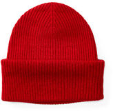 Polo Ralph Lauren Rib-Knit Wool-Blend Hat