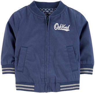 Osh Kosh Oshkosh Boys Varsity Jacket-Baby