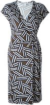 Diane von Furstenberg 'Sascha' dress - women - Silk - 10