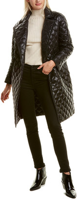 Mackage Esme Quilted Light Down Coat