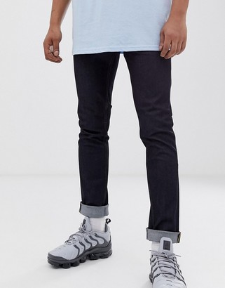 Cheap Monday tight skinny jeans in blue dry