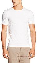Mexx Men's MX3022458 T-Shirt, White-Weiß (White 100)