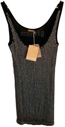 Galliano Black Dress for Women