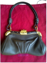 Valentino Brown Leather Handbag