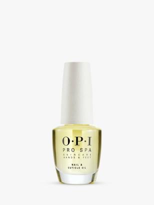 OPI Pro Spa Nail & Cuticle Oil, 15ml