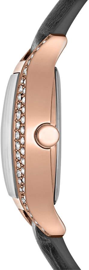 JLO by Jennifer Lopez Women's Crystal Leather Watch