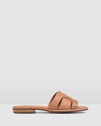 Jo Mercer - Women's Strappy sandals - Tara Flat Slides - Size One Size, 37 at The Iconic
