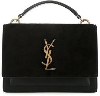Saint Laurent Monogram Top Handle Handbag