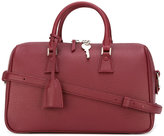 Maison Margiela key charm duffle tote - women - Calf Leather/Polyester - One Size